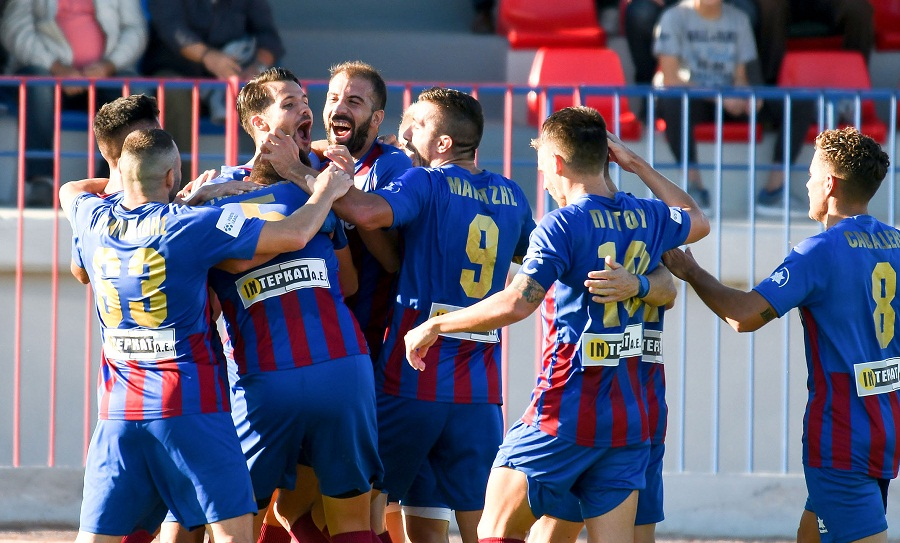 AEL Larisa vs Volos NFC 23h30 ngày 22/6 www.nhandinhbongdaso.net