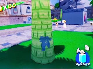Super Mario Sunshine - Silhouette