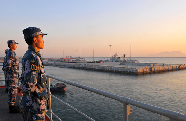 Pentagon Ungkap Rencana China Bangun Fasilitas Militer di Indonesia