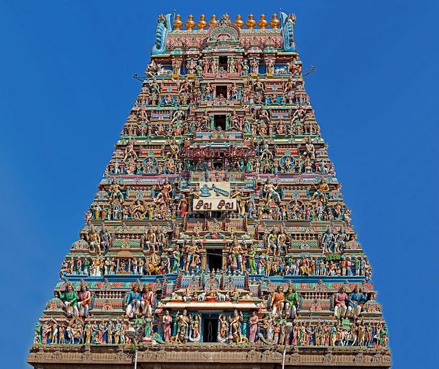 full image of Kapaleeswarar temple