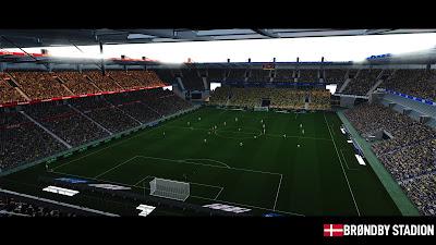 PES 2020 Brøndby Stadium
