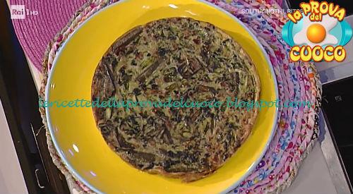 Frittata di primavera ricetta Moroni da Prova del Cuoco