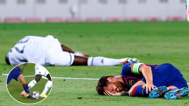 Messi nguy cơ lỡ tứ kết Cúp C1: Barca lên phương án nào để chống Bayern?
