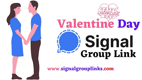 Valentine Day Signal Group Link
