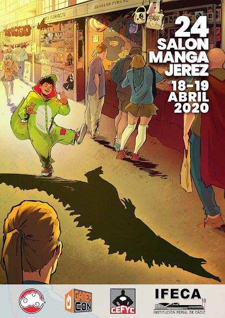 24ª edición del Salón Manga de Jerez
