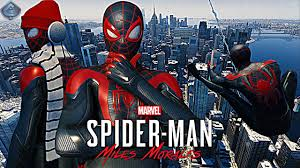 MrMistahKing712 plays Spider-Man: Miles Morales