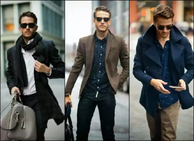 casual style man