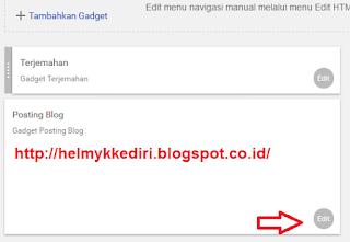 Menghapus Tanggal Postingan diPencarian untuk Blogger