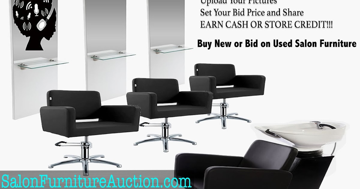 Hairadio Blog African American Launches Signature Salon Furniture Collection