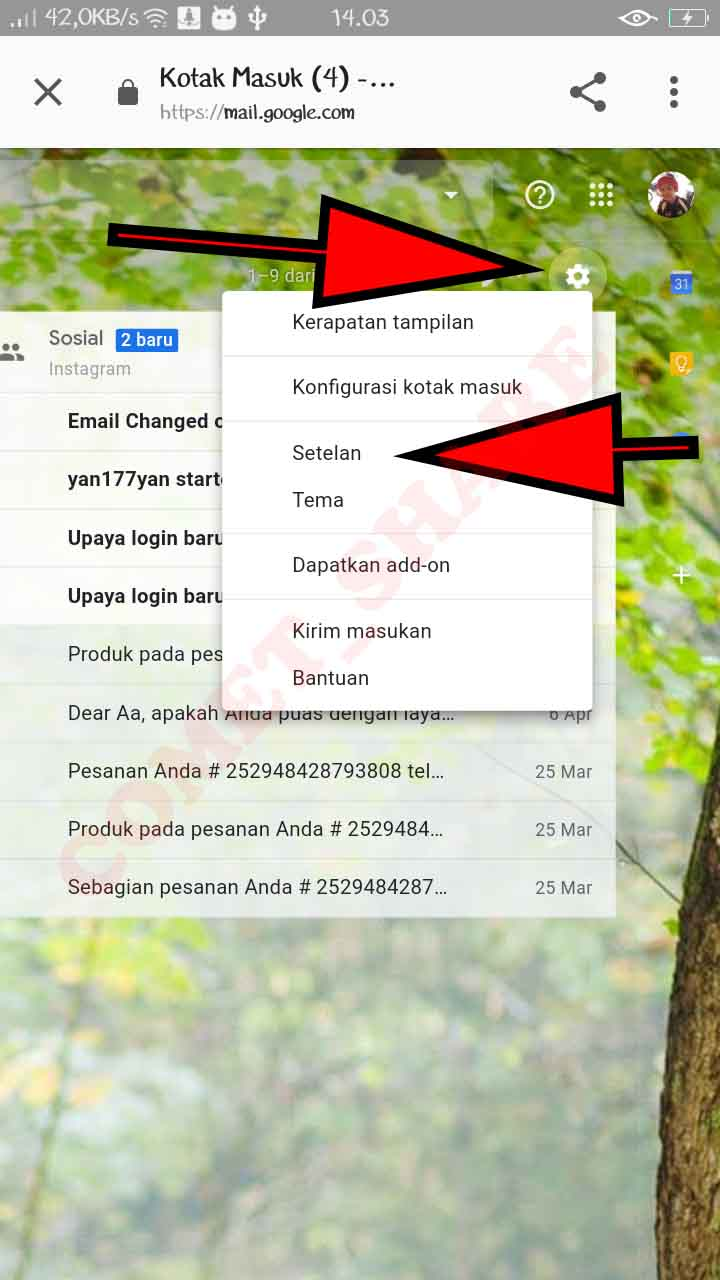 Cara Mengganti Nama Akun Google Di Hp Android Dengan Mudah Comet Share