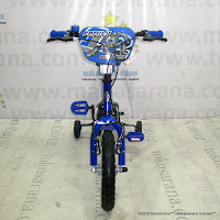 12 Inch Family Robotics BMX Kids Bike
