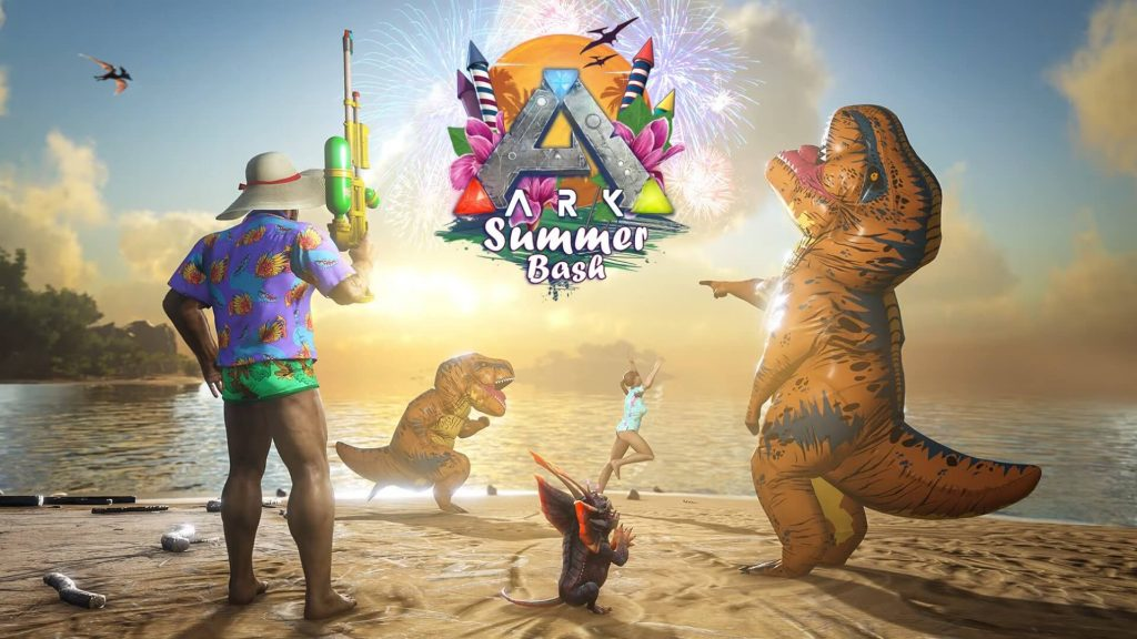SUMMER HEATS UP TODAY WITH ARK'S SUMMER BASH KICK OFF