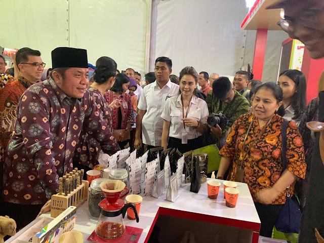 Produk Mitra Binaan Limau Field Tampil Di Stand SKK Migas