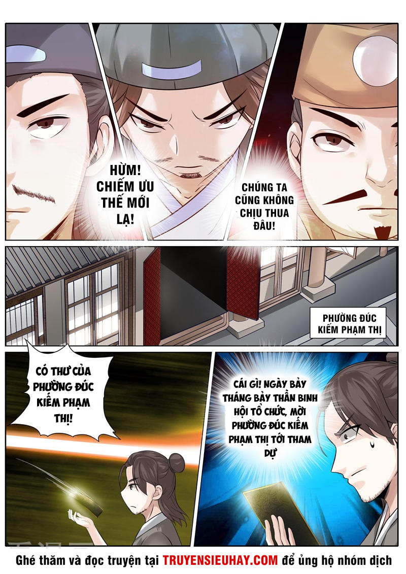Chư Thiên Ký Chapter 197 video - truyenmh.com