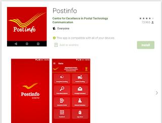 Postinfo App