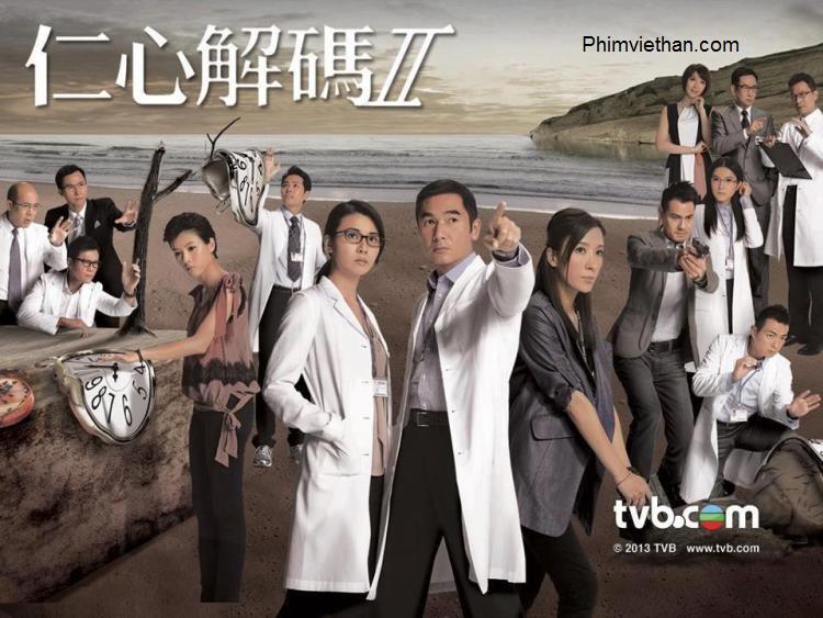 Phim hong kong giải mã nhân tâm SCTV