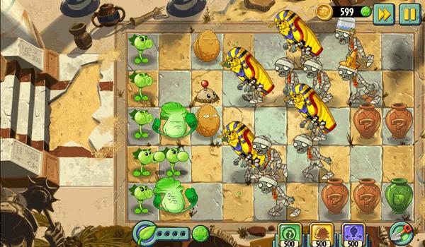 تحميل لعبة Plants Vs Zombies 2 للكمبيوتر