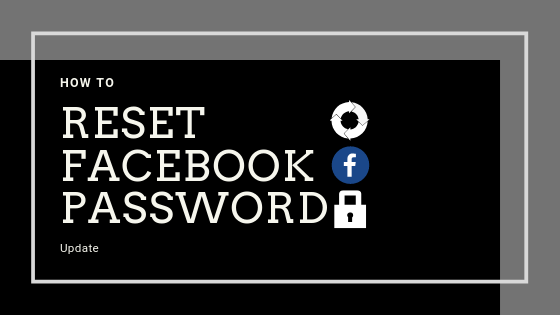Reset Facebook Password<br/>