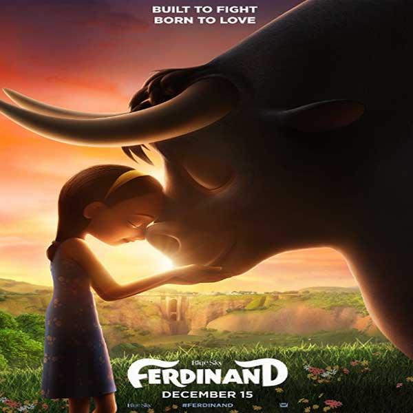 Ferdinand, Ferdinand Synopsis, Ferdinand Trailer, Ferdinand Review, Poster Ferdinand
