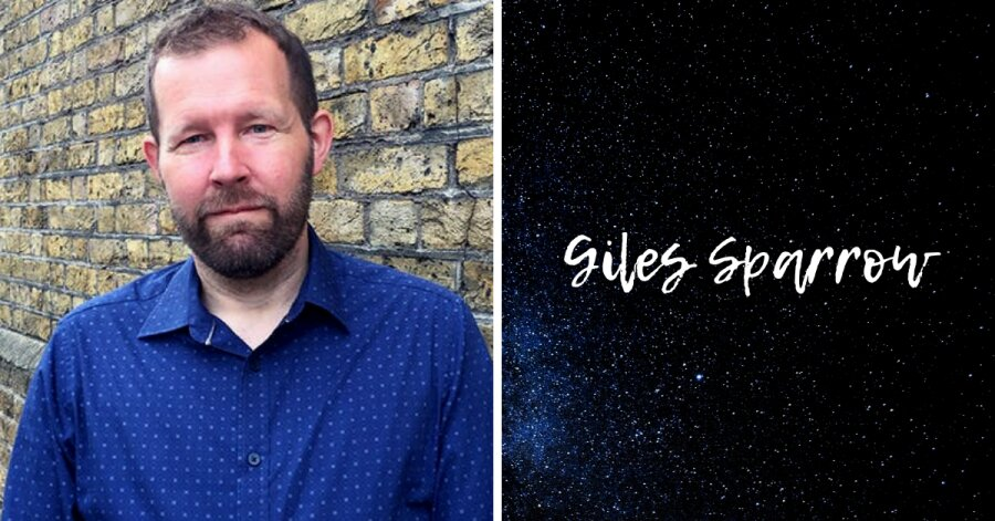 Giles Sparrow