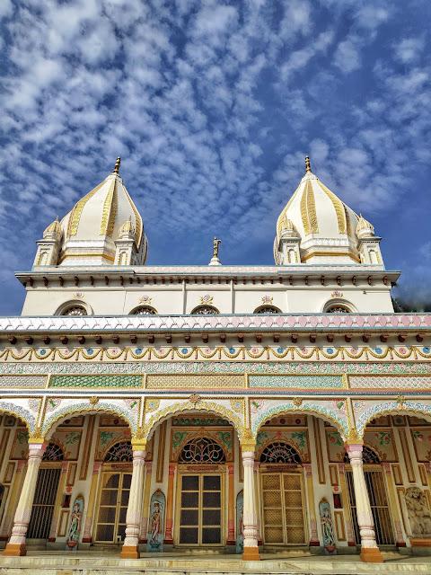 Jain Temple in Murshidabad