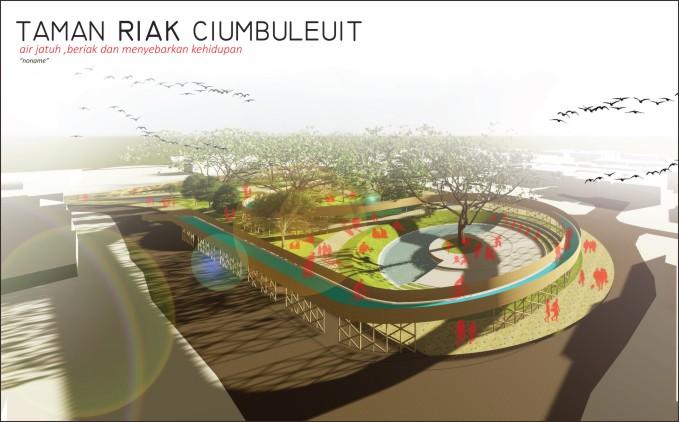 Desain Taman Bandung