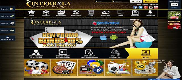 Become an Agent INTERBOLA : Master Agen Judi Bola Online Terpercaya Interbola