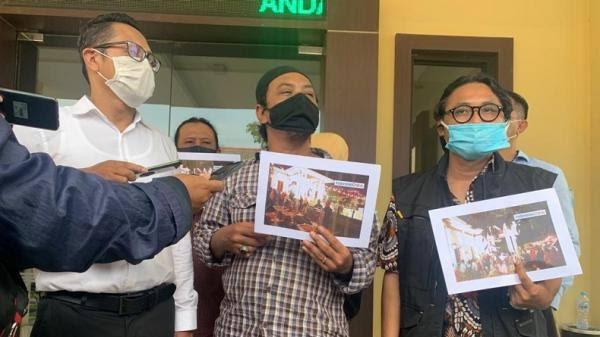 Ketua Bapera Surabaya Dipecat Gegara Diduga Ikut Laporkan Khofifah Kasus Ultah