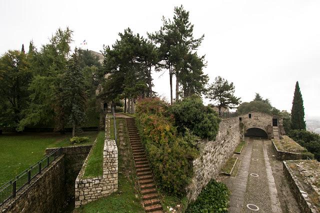 Panorama dal Castello di Brescia