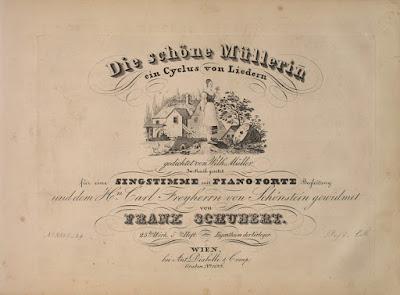 Schubert's Die schöne Müllerin