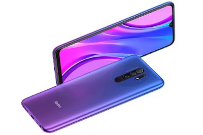 Redmi 9 prime phone under 10k