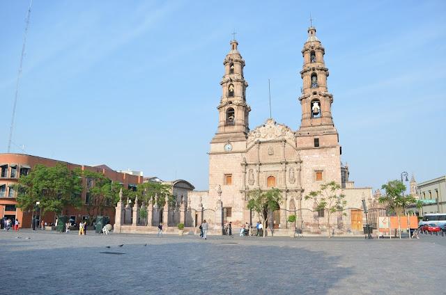 Catedral de Aguascaliaentes
