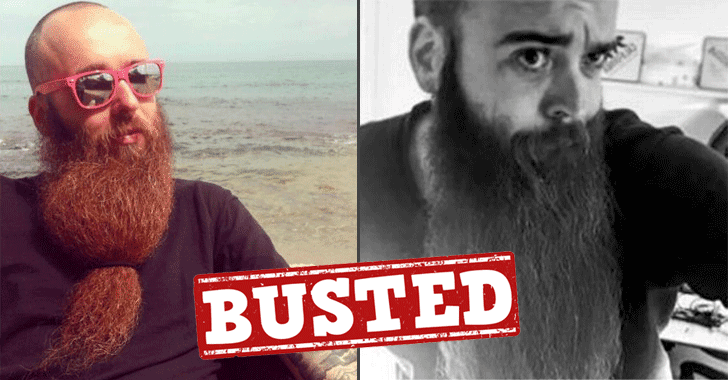 Dark-Web Drug Dealer Arrested After He Travelled US for World Beard Championships