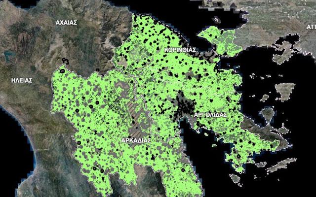 Δασικοί Χάρτες: Σε απόγνωση οι πολίτες σε Αργολίδα και Κορινθία