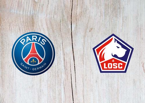 PSG vs Lille -Highlights 03 April 2021