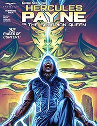 Grimm Spotlight: Hercules Payne vs Scorpion Queen