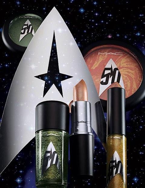 MAC Star Trek Fall 2016 Collection