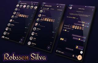 Samsung Theme For YOWhatsApp & Fouad WhatsApp By Robsson