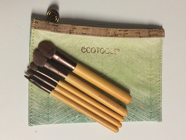 make-up brushes ecotools