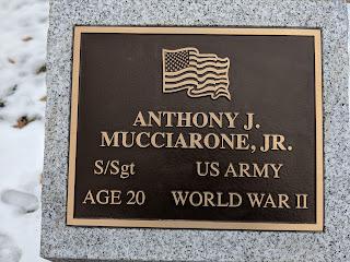 Staff Sergeant Anthony J. Mucciarone, Jr.