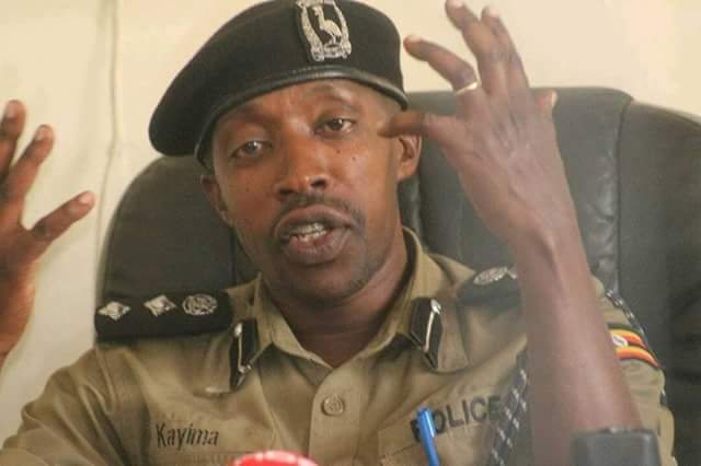 police say someone is hiding behind social media tax protests to plant bombs in kampala