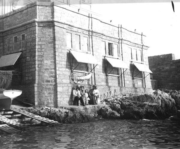 Севастопольский аквариум. 1910-1911 г.