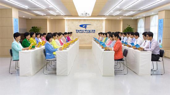 Igreja acredita em Jesus Mulher na China