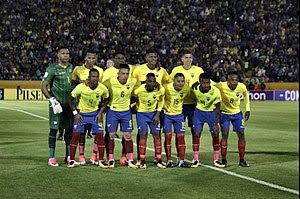 Selección de Ecuador copa américa brasil 2019