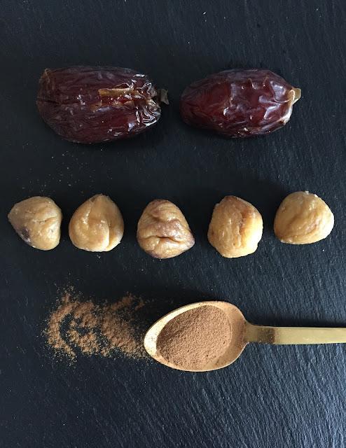 Maronen-Zimt-Aufstrich, Rezept glutenfrei & vegan, Minimalismus: Zubereitung einfach + schnell, Healthy Food Style, Blog, Rezeptinspirationen für jeden Tag, gesund und lecker, Rezeptideen, schnelle Rezepte, entdecken, leicht