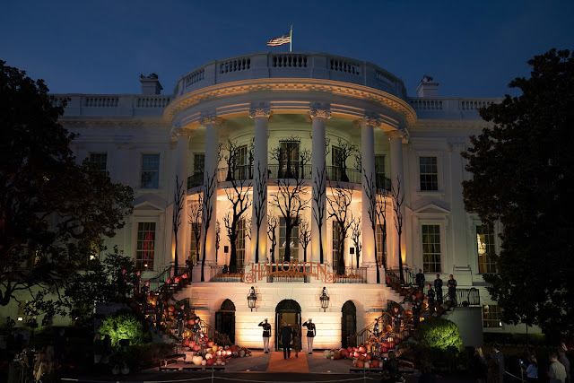 White House Mysterious Story in Hindi