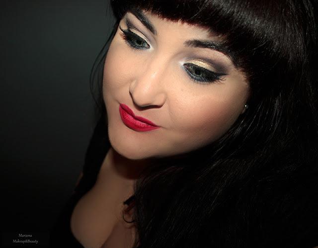 makijaż studniówka sylwester