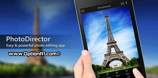 تحميل برنامج PhotoDirector Photo Editor للتعديل على الصور
