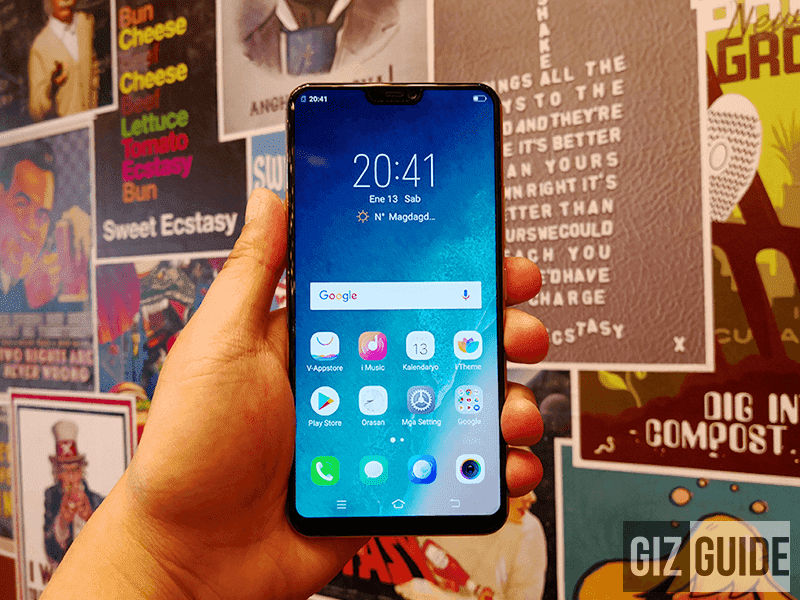 Vivo V9 is now available to pre-order!