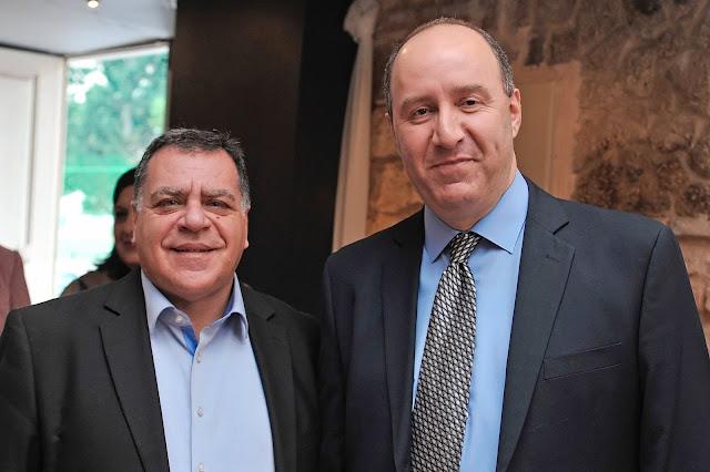 Επανεξελέγη Πρόεδρος της Πανελλήνιας Ένωσης Ημερόπλοων Σκαφών ο Δημήτρης Τριανταφύλλου από το Τολό